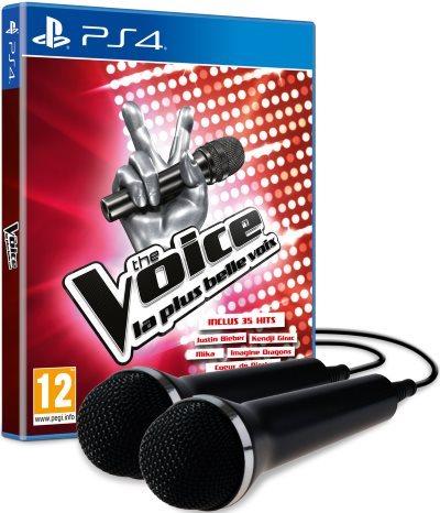 [News – Jeu vidéo] The Voice : dispo sur consoles