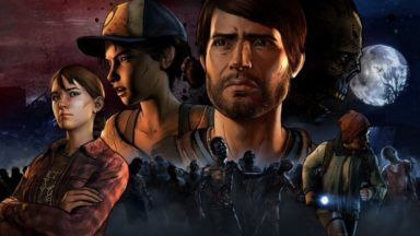 image artwork the walking dead telltale new frontier