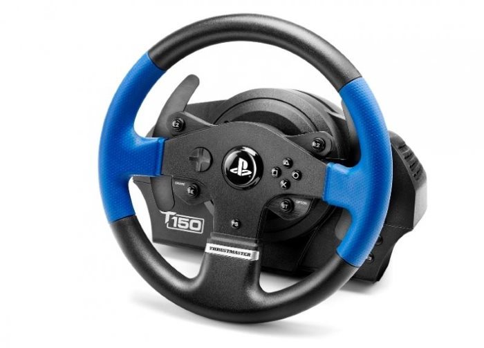 image t150 force feedback volant thrustmaster