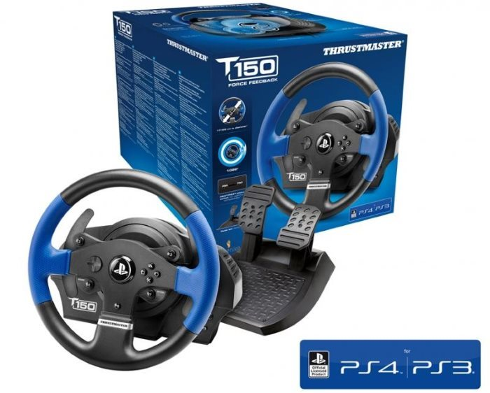 image t150 force feedback pack thrustmaster