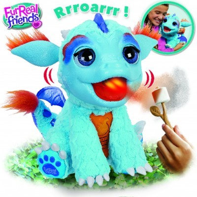 image torch mon dragon magique furreal friends hasbro