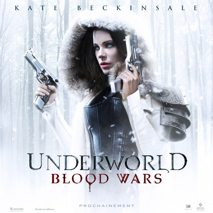 [News – Cinéma] Nouvelle bande annonce de «Underworld : Blood Wars» de Anna Foerster, sortie le 15 Février 2017
