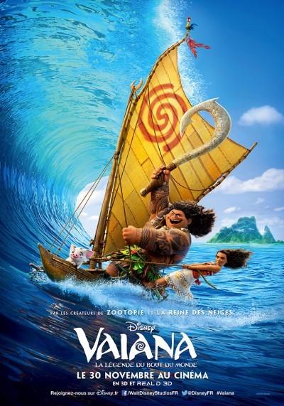 [Critique] Vaiana, la légende du bout du monde : Disney surprend avec un film d'une grande poésie visuelle
