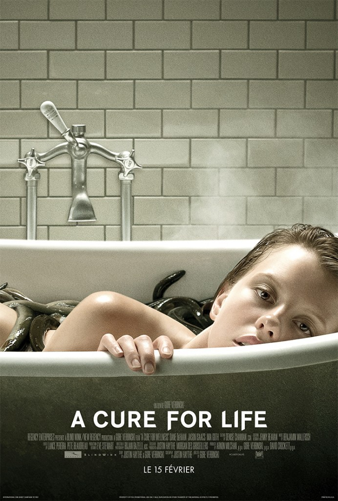 image affiche a cure for life