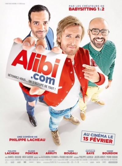 [News – Cinéma] Bande-annonce de «Alibi.com» de Philippe Lacheau, sortie le 15 Février 2017