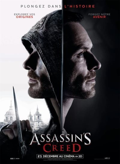 image affiche assassin's creed