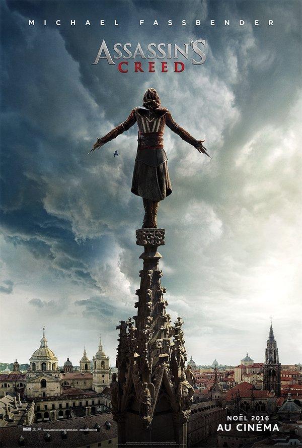 [News – Cinéma] Nouvelle bande-annonce de «Assassin's Creed» de Justin Kurzel, sortie le 21 Décembre