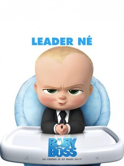 [News – Cinéma] Nouvelle bande-annonce de «Baby Boss»,  sortie le 29 mars 2017.