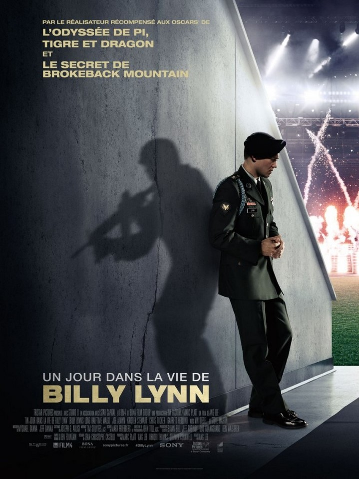 image affiche billy lynn