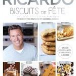 image couverture biscuits de fête ricardo éditions larousse