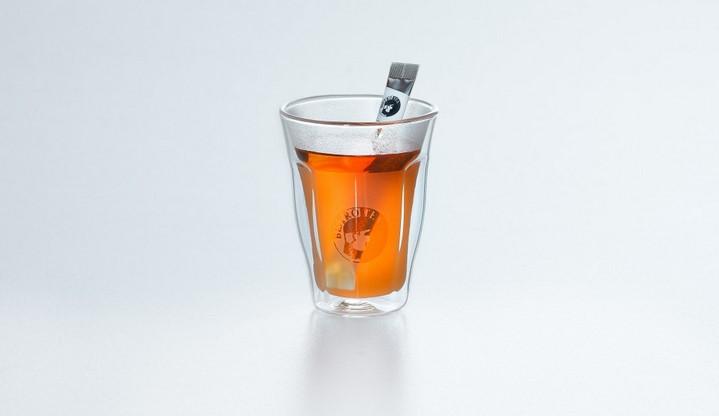 image verre bistrotea thé de ceylan en stick