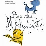 image bon chat mechant chat
