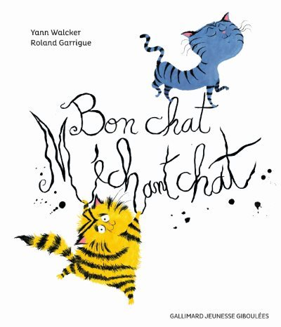 [Critique] Bon Chat, Méchant Chat – Yann Walcker et Romain Garrigue