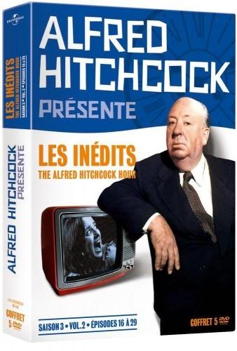 image coffret dvd alfred hitchcock présente saison 3 volume 2 elephant films
