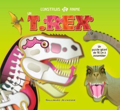image construis et anime un t-rex