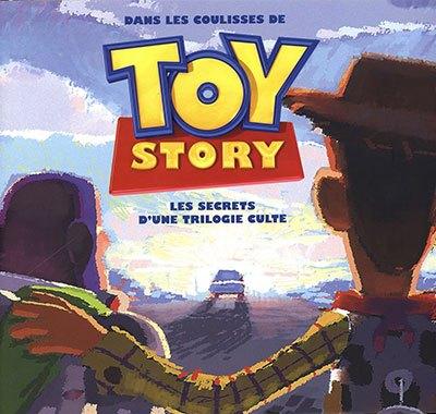 image couverture dans les coulisses de toy story les secrets d'une trilogie culte huginn et muninn