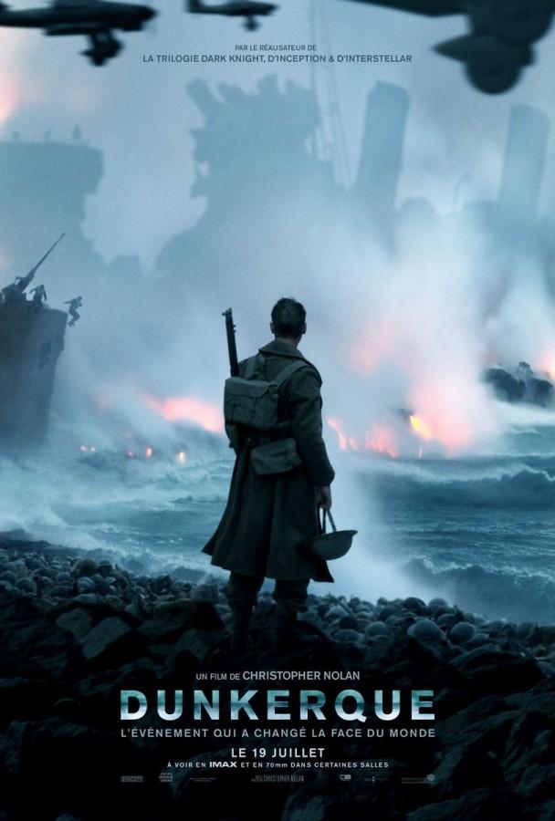 [News – Cinéma] Nouvelle bande-annonce de «Dunkerque» de Christopher Nolan, sortie le 19 Juillet 2017