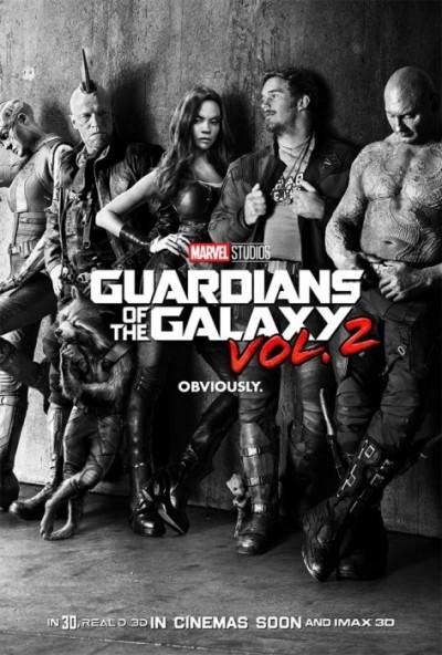 [News – Cinéma] Bande-annonce de «Les Gardiens de la Galaxie Vol.2» de James Gunn, sortie le 26 Avril 2017.