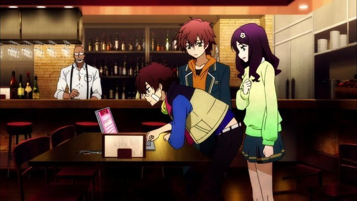 image dvd hamatora the animation