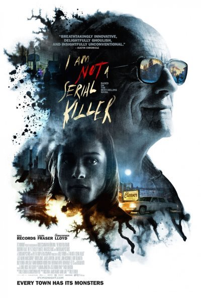 image film i am not a serial killer