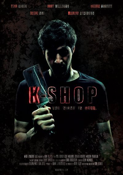 [Critique – PIFFF 2016] K-Shop – Dan Pringle