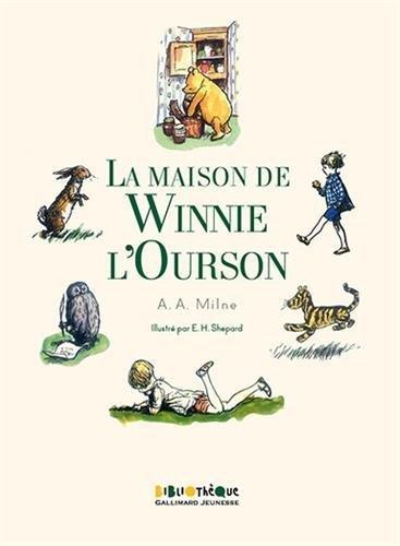 [Critique] La maison de Winnie l'Ourson — A. A. Milne