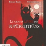 image le grand livre des superstitions