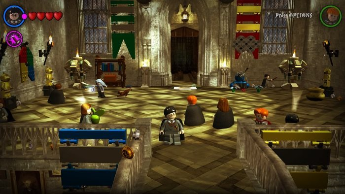 image jeu lego harry potter collection