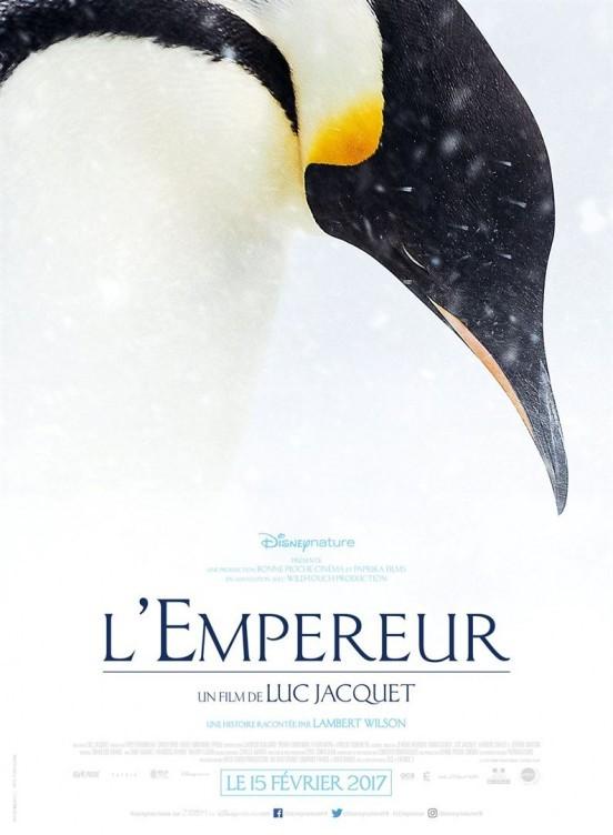 image affiche l'empereur