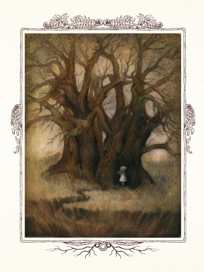 image illustration sophie de la villefromoit fées de cottingley éditions soleil