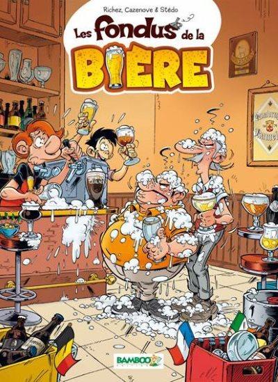 [Critique] Les Fondus de la Bière – Richez, Cazenove et Stédo