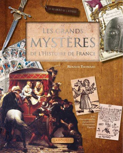 image les grands mystères de l'histoire de france