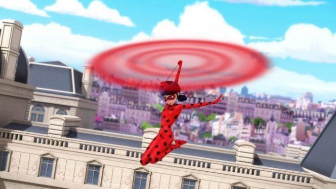 image ladybug série animée miraculous tf1 vidéo
