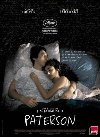 [Critique] Paterson : Jim Jarmusch distille sa mélancolie dans un faux feel-good movie