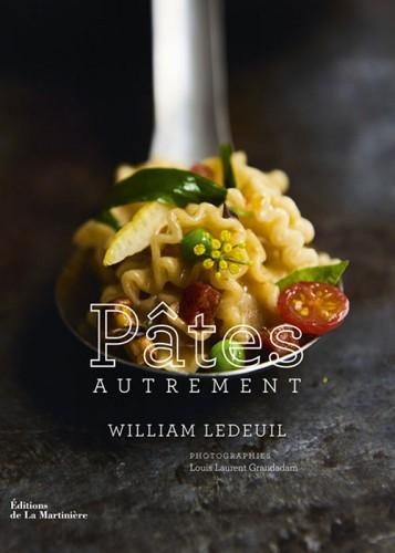 image couverture livre de cuisine pâtes autrement éditions de la martinière
