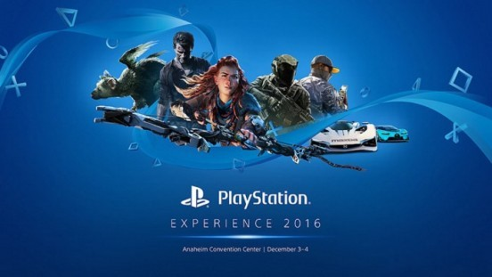 image playstation experience 2016