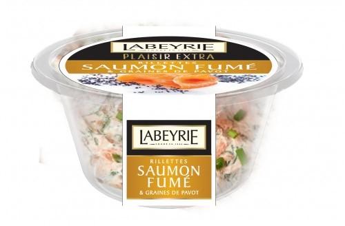image boite rillettes de saumon sauvage aux graines de pavot labeyrie