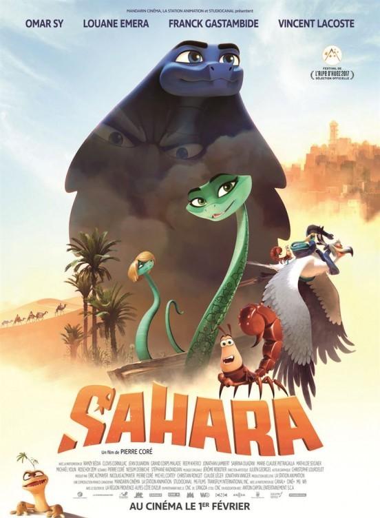 image affiche sahara