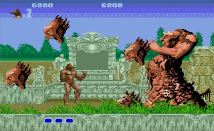 image altered beast sega 3d classics