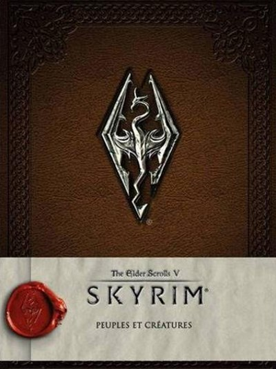[Critique] Skyrim : Peuples et Créatures – Collectif d'auteurs