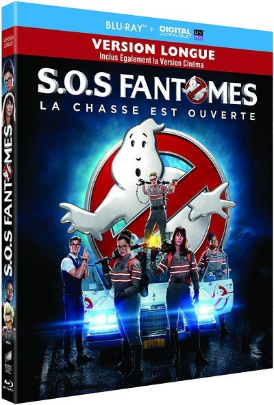 [Test – Blu-Ray] SOS Fantômes – Paul Feig