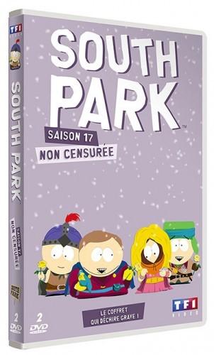 image jacquette south park saison 17 tf1 vidéo
