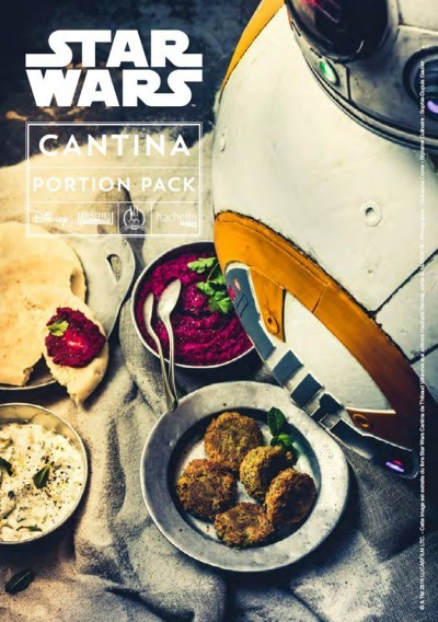 image portion pack star wars cantina thibaud villanova hachette pratique