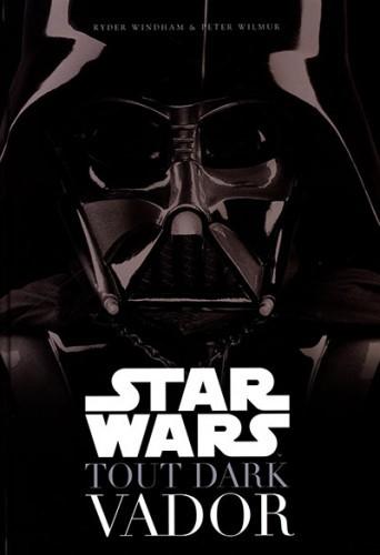 image couverture livre star wars tout dark vador huginn et muninn