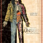 image affiche the unseen