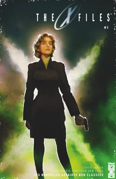 [Critique] The X-Files : les nouvelles affaires non classées T3 – Joe Harris et Matthew Dow Smith