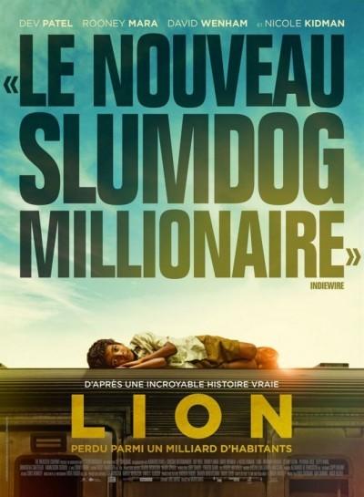 [News – Cinéma] Bande-annonce de «Lion» de Garth Davis, sortie le 22 Février.
