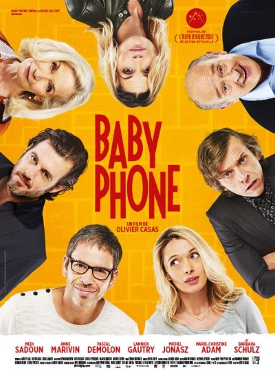 babyphone poster