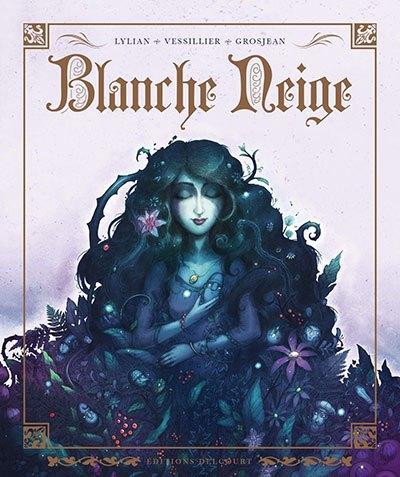 [Critique] Blanche Neige — Lylian & Nathalie Vessillier