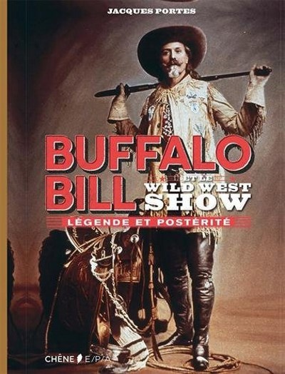 image buffalo bill et le wild west